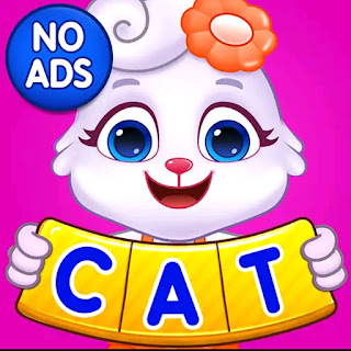 ABC Spelling - Spell and phonics Game