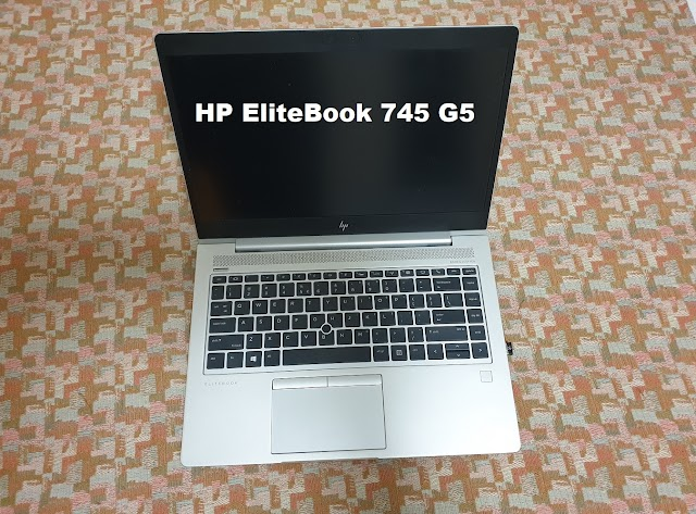 HP EliteBook 745 G5 laptop - long-term review