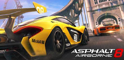 لعبة Asphalt 8: Airborne