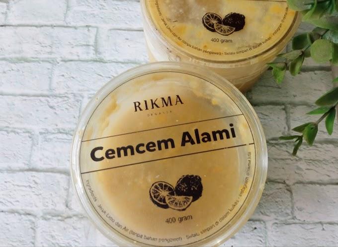 REVIEW : RIKMA CEM-CEM ALAMI, RAMBUT SEHAT WANGI LEMON ASLI