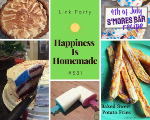 Scratch Made Food! & DIY Homemade Household is featured at Happiness is Homemade!