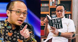 Niat Mau Menjatuhkan Anies, Kang Survei Yunarto Malah Blunder dan Jadi Tertawaan Netizen
