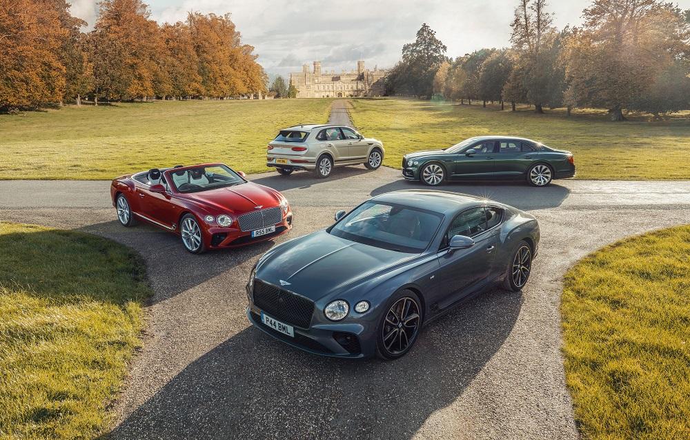 Bất chấp đại dịch, Bentley vẫn lập kỷ lục doanh số cao nhất lịch sử