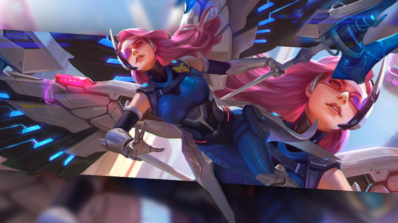 Wallpaper Rafaela S.A.B.E.R Skin Mobile Legeneds HD for PC