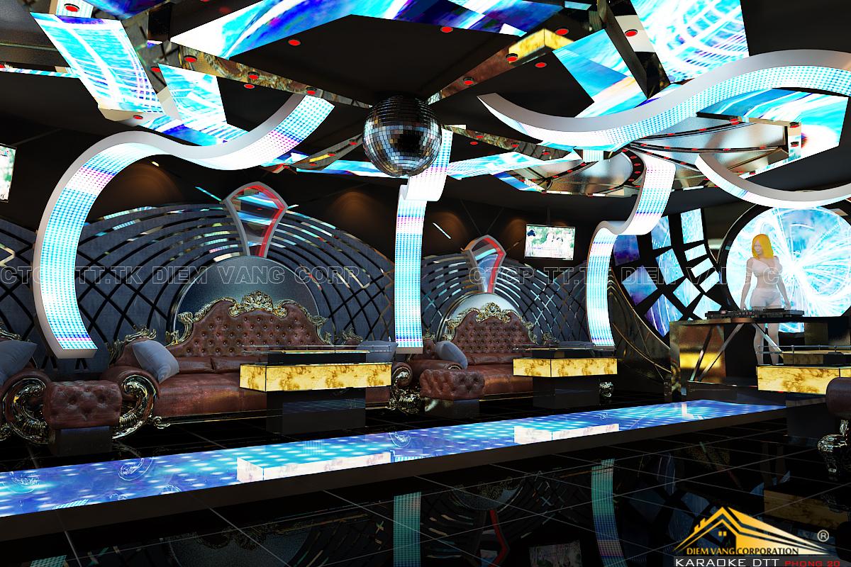 Thiết kế phòng karaoke 3D Ảnh Full chất lượng cao 31