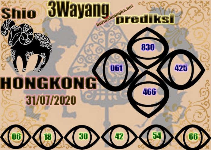 Kode syair Hongkong Jumat 31 Juli 2020 141