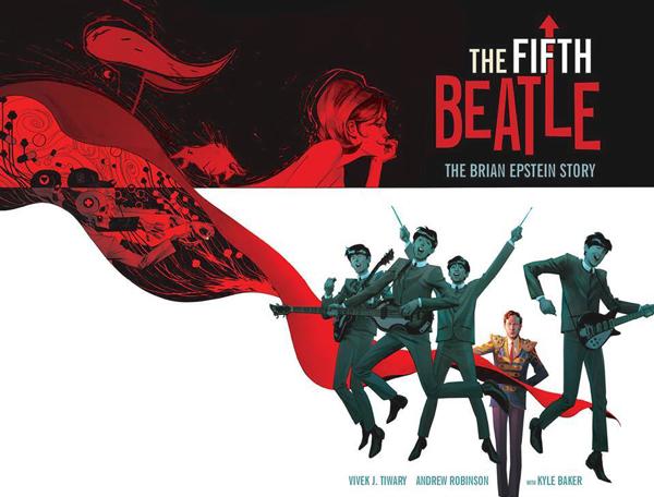 Un film sur Brian Epstein, le manager des Beatles