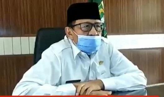 Gubernur WH: Tetapkan Perpanjangan PSBB Provinsi Banten Tahap II