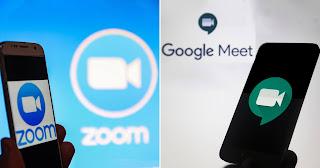 Zoom ou Google Meet: qual dos apps de videochamada é o melhor para você?