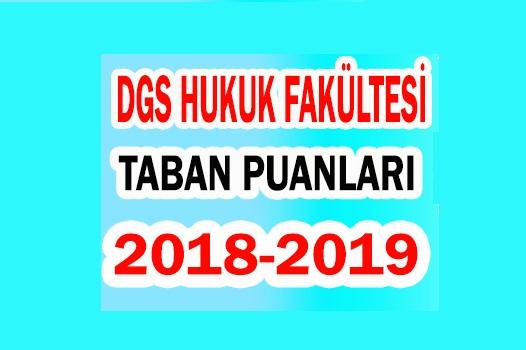 2019 dgs hukuk puanları