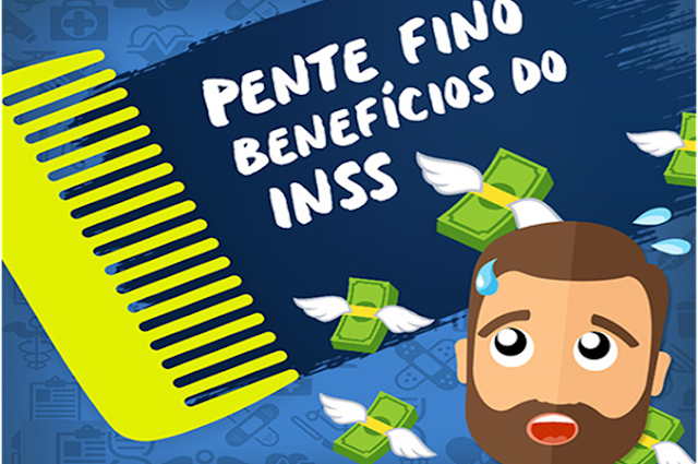 INSS Começa Pente-Fino em Benefícios com Suspeita de Irregularidades