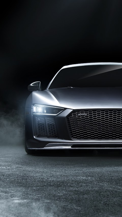 Audi R8 2017 7w