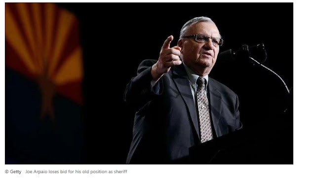 Joe Arpaio loses offer for his old situation as sheriff Previous Maricopa