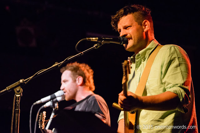 Royal Canoe at Lee's Palace September 16, 2015 TURF Toronto Urban Roots Festival Photo by John at One In Ten Words oneintenwords.com toronto indie alternative music blog concert photography pictures