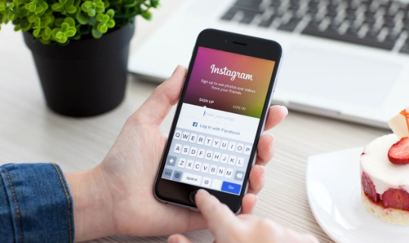 Log Into Instagram With Facebook
