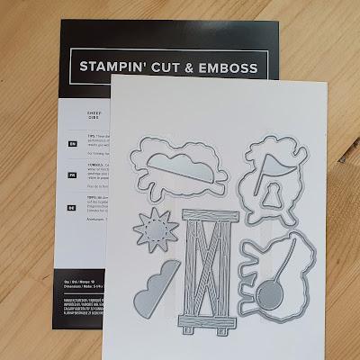 Stampin'Up!®, Sheep Dies, Stansen, Gratis, Sale-A-Bration
