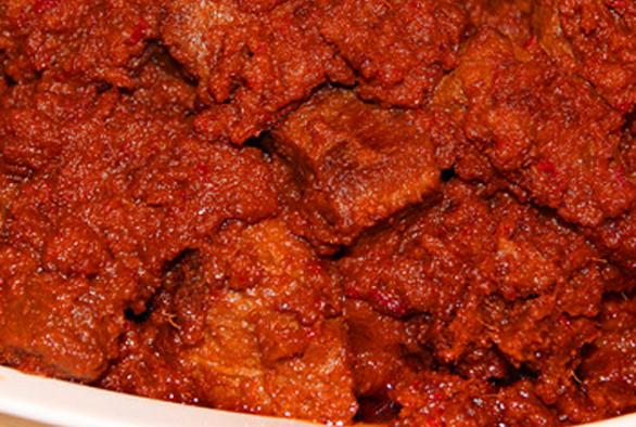 Resep daging sapi bumbu pedas