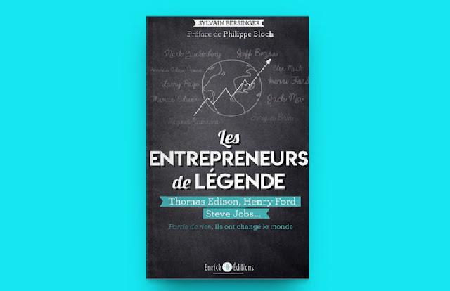 Télécharger Les entrepreneurs de légende PDF gratuitement