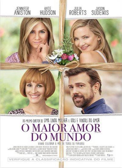 Baixar O Maior Amor do Mundo RMVB Dublado DVDRip Torrent