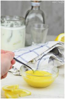 Lemon Curd o Crema de Limón- Cómo hacer Lemon Curd - Lemon curd con merengue- Tarta de Lemon Curd