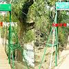 Jembatan Gantung, Tompobulu Telah Selesai  Dibangun Satgas TMMD Ke-105