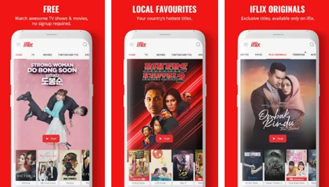 3 Apps for Watching Korean Drama Google Play Store Editor's Choice