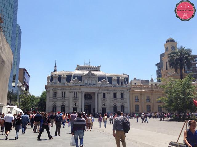 correio Santiago