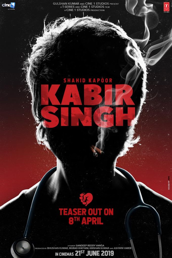 Kabir Singh (Hindi) Ringtones & Bgm for Mobile