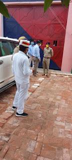 जिला कारागार उरई का निरीक्षण कर सम्बन्धित को दिए आवश्यक दिशा निर्देश  -जिलाधिकारी जालौन                                                                                                                                                                      संवाददाता, Journalist Anil Prabhakar.                                                                                               www.upviral24.in
