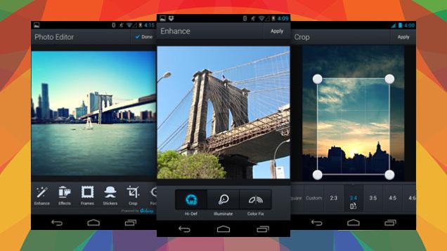 تطبيقات تعديل الصور للأندرويد