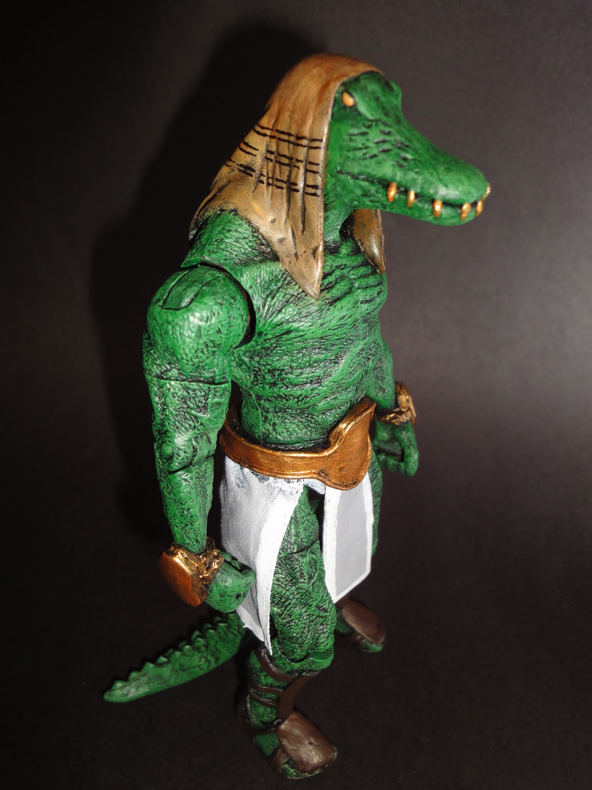 Shadow Toys Sobek Heliopolitan God