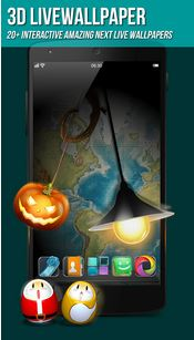 Next Launcher 3D v3.5 APK