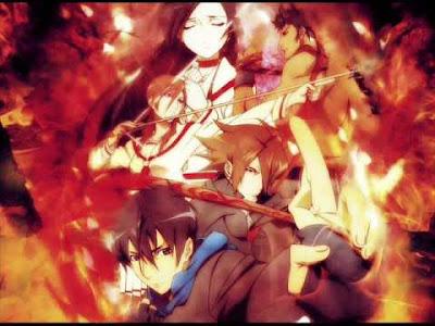 جميع حلقات انمي Tokyo Majin Gakuen Kenpucho الموسم الاول والثاني مترجم عدة روابط