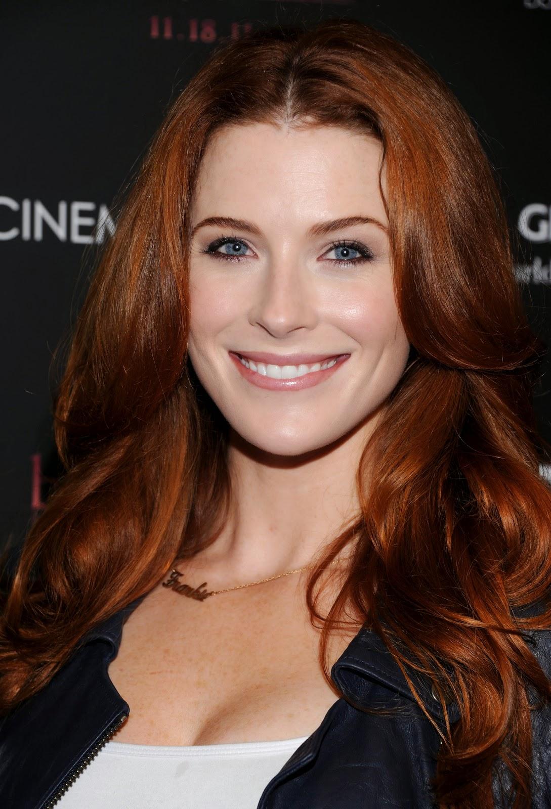 Bridget Reagan Natural Hair Color