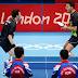 Esportes da Olimpíada - Tênis de Mesa