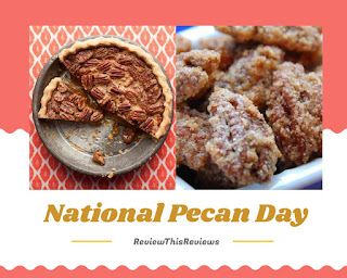 National Pecan Day Review