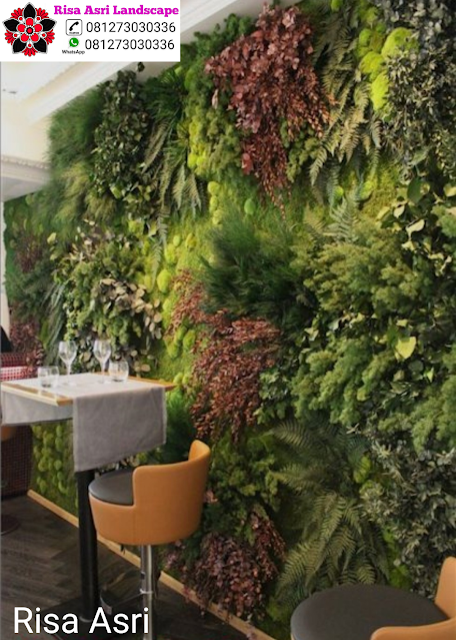surabaya gresik sidoarjo, JASA PEMBUATAN VERTICAL GARDEN  taman vertikal green wall ( VERTICAL GARDEN ) atau sering disebut pula dengan dinding hijau, vega, dinding hidup, biowalls adalah sistem taman dengan bentuk tegak vertikal, taman model seperti ini digunakan untuk menghias dinding agar terlihat lebih mewah, sejuk dan bernilai seni, dan kami menawarkan jasa dan pembuatanya.