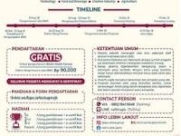 Lomba Business Plan Nasional 2021 di UPN Veteran Jawa Timur