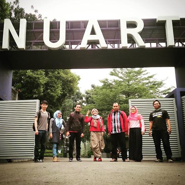 Pengalaman Menarik Berkunjung Ke Galeri Seni Nuart, Bandung