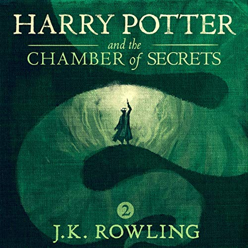 Harry Potter and the Chamber of Secrets, Book 2 Audiobook By: J.K. Rowling