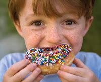 Doughnut boy