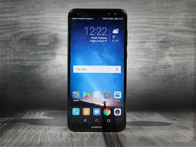 Huawei Mate 10 Lite Review and Photos