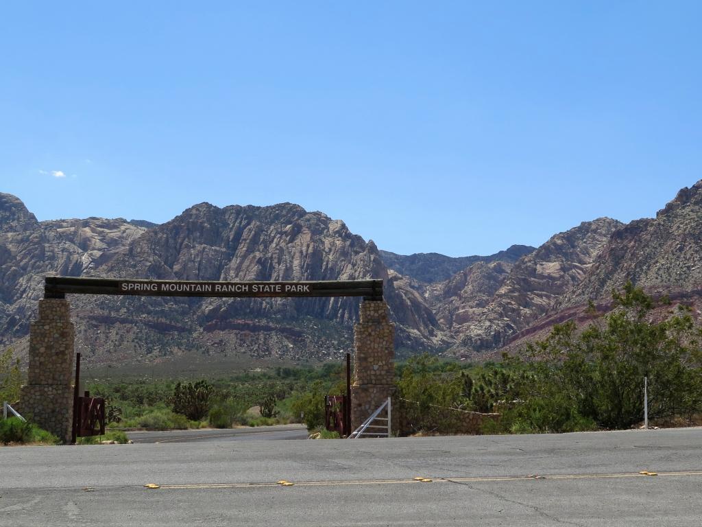 Royal Flusher World Spring Mountain Ranch State Park Nevada