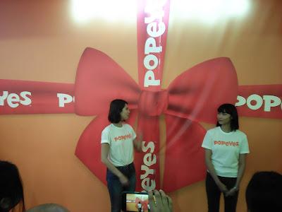 Popeyes Brings Poppin' Valentine's Treat to Manila