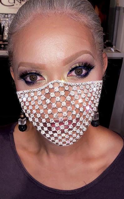 Mask and makeup-makeup tips-conceptstudiobeauty628-K'Mich Weddings Events - Philadelphia
