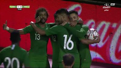 مشاهدة مباراة السعودية والبحرين