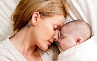 A dádida de ser mãe