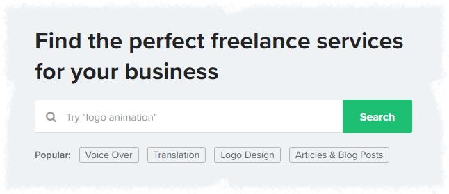 buscar freelancer inglês
