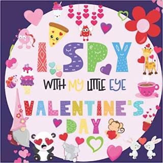 I Spy With My Little Eyes Valentine's Day