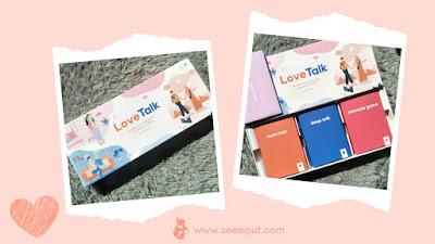 Love Talk Card Game